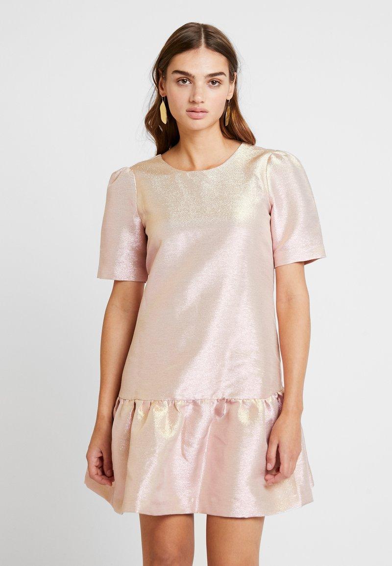 YAS - YASJANE DRESS - Cocktailkleid/festliches Kleid - quartz pink