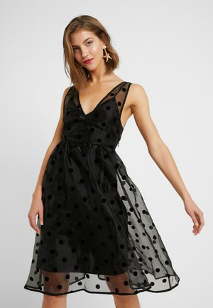 YASOLIVIA SPENCER DRESS SHOW - Robe de soirée - black