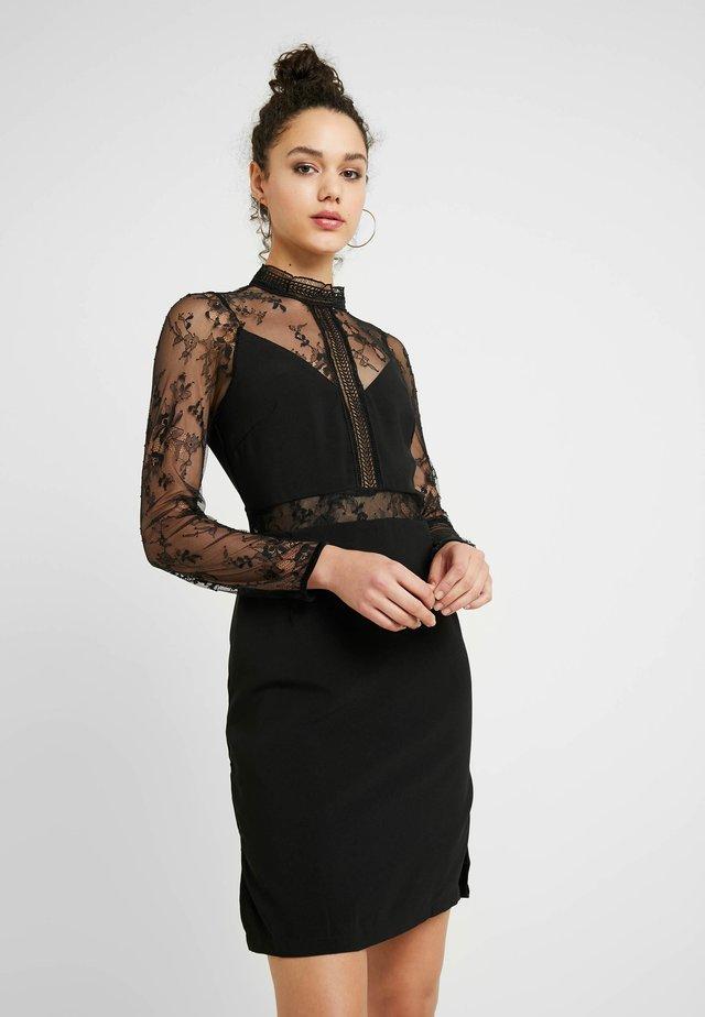 YASLUISE DRESS SHOW - Cocktailkleid/festliches Kleid - black