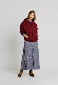YAS - YASNEELA LONG DRESS - Maxi šaty - light blue - 2