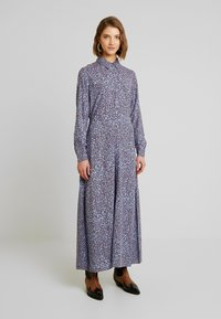 YAS - YASNEELA LONG DRESS - Maxi šaty - light blue - 3