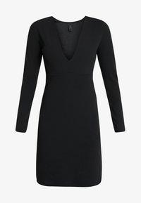 YAS - YASATLANTA BODYCON DRESS PARTY - Denní šaty - black - 3