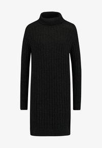 YAS - Vestido de punto - black - 3