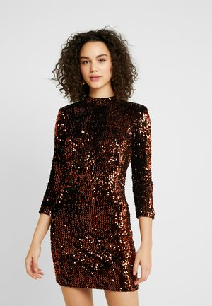 YASWHITNEY DRESS - Cocktailkjole - black