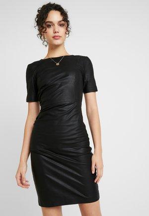 YASCANE NAPLON DRESS - Sukienka letnia - black