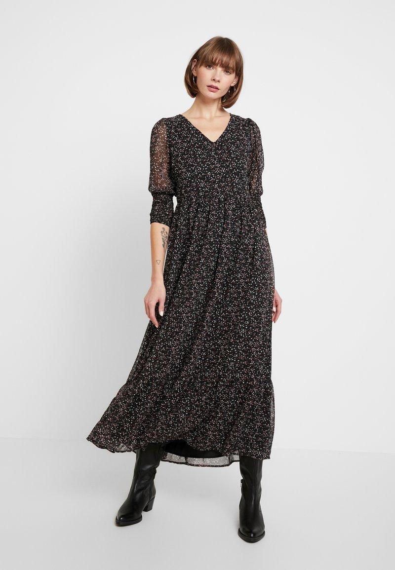 YAS - YASMANIC DRESS - Maxi dress - black