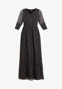YAS - YASMANIC DRESS - Maxi dress - black - 5