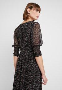 YAS - YASMANIC DRESS - Maxi dress - black - 6