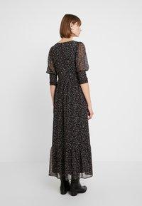 YAS - YASMANIC DRESS - Maxi dress - black - 3