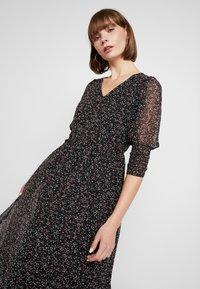 YAS - YASMANIC DRESS - Maxi dress - black - 4