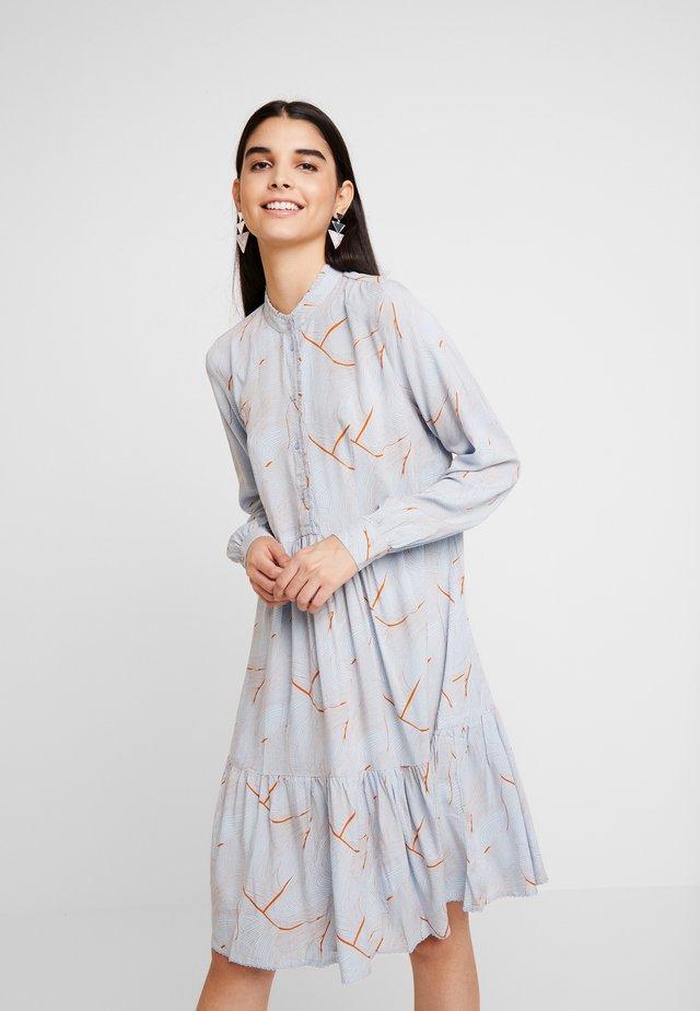YASWAVES DRESS - Shirt dress - dusk blue