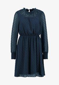 YAS - YASTRIFLI DRESS - Day dress - carbon - 4