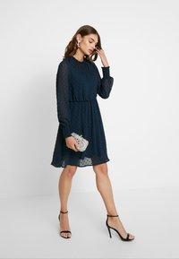 YAS - YASTRIFLI DRESS - Day dress - carbon - 2