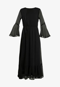 YAS - YASPEQUE MAXI DRESS - Vestido largo - black - 5