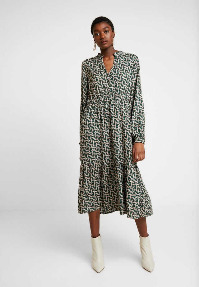YASSYLVIA DRESS  - Korte jurk - green