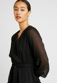YAS - YASDANICA DRESS - Day dress - black - 4