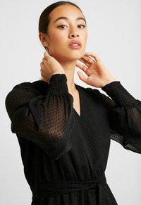YAS - YASDANICA DRESS - Day dress - black - 6