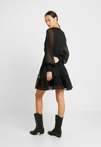 YAS - YASDANICA DRESS - Day dress - black - 3