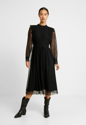 YASSOPHIA MIDI DRESS - Cocktailklänning - black
