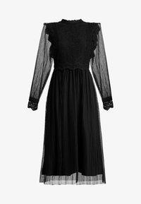 YAS - YASSOPHIA MIDI DRESS - Sukienka koktajlowa - black - 5