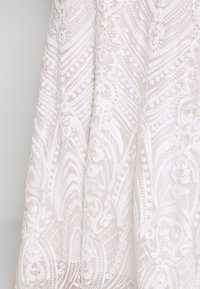 YAS - YASSAVANNAH DRESS CELEB - Robe longue - star white - 5