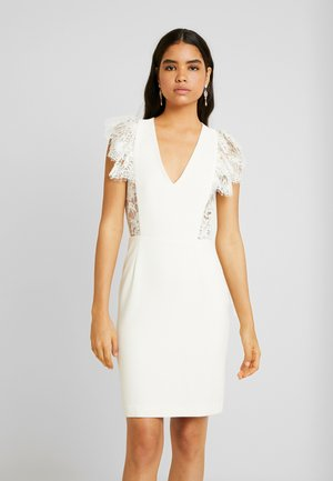 YASBEATRICE DRESS CELEB - Robe de soirée - star white