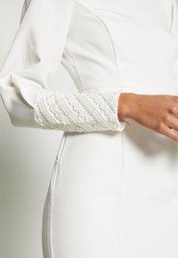 YAS - YASPATRICIA - Maxi dress - star white - 5