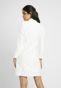 YAS - YASBLAIR BLAZER DRESS - Vestito estivo - star white - 3