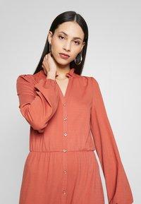 YAS - YASJUNE DRESS - Vestito di maglina - bruschetta - 3