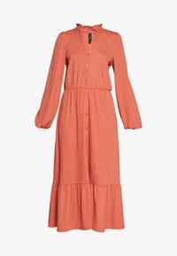 YAS - YASJUNE DRESS - Vestito di maglina - bruschetta - 4