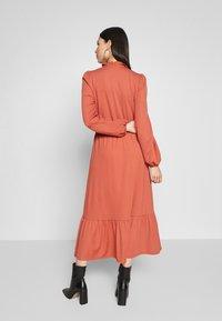YAS - YASJUNE DRESS - Vestito di maglina - bruschetta - 2