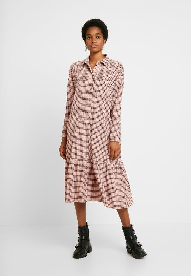 YASCHECKIE DRESS - Shirt dress - powder pink