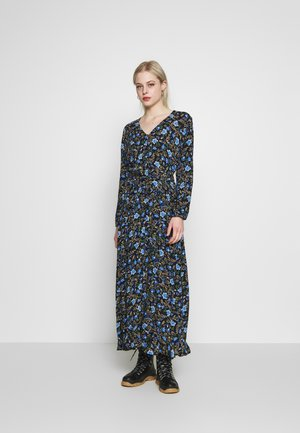YASTHISTLE ANKLE - Maxi dress - navy