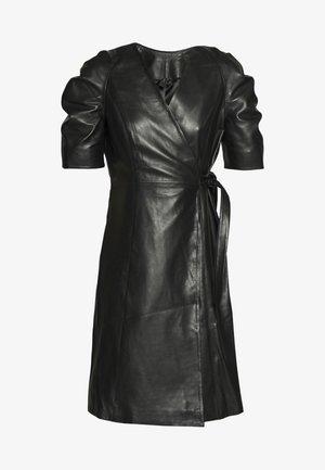 YASSAIMA DRESS - Robe d'été - black