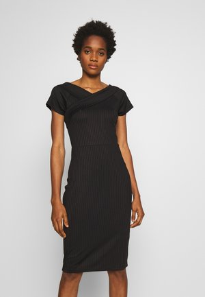 YASBLACE DRESS - Kotelomekko - black