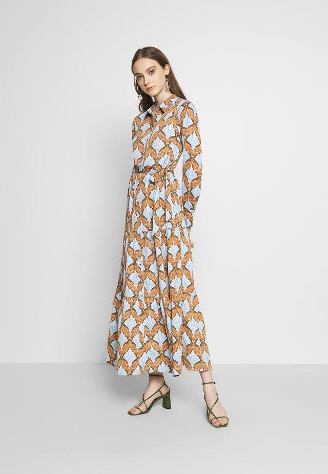 YASGABRIELLE ANKLE DRESS - Maxi-jurk - placid blue/gabrielle
