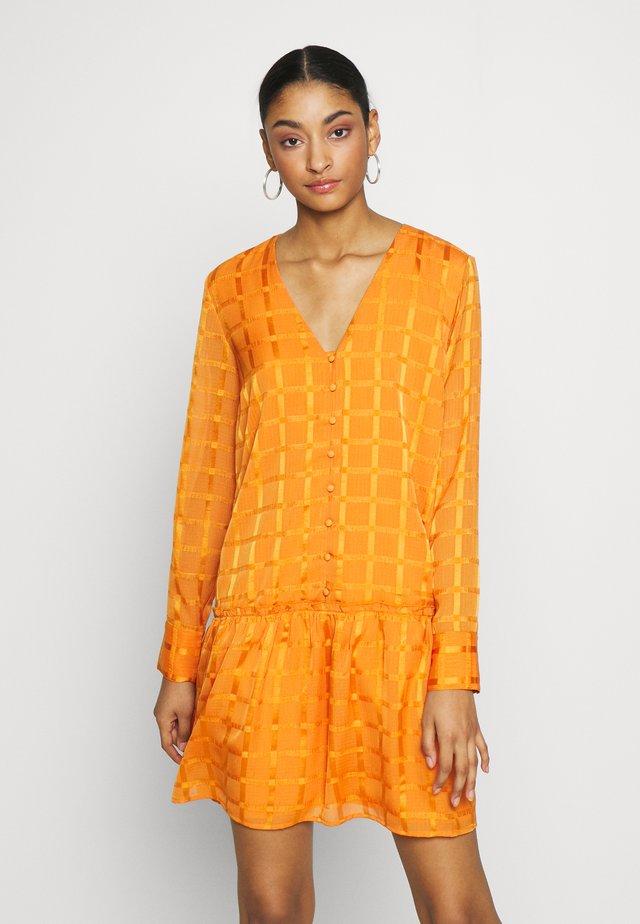 YASANUHA DRESS - Shirt dress - hawaiian sunset