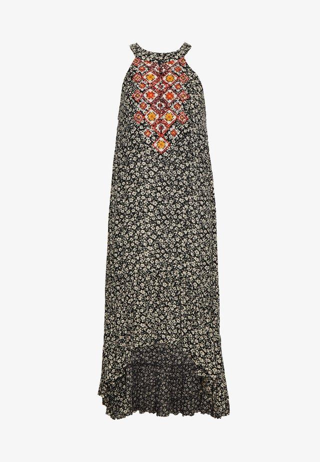 YASSAFFIRA DRESS FEST - Denní šaty - black