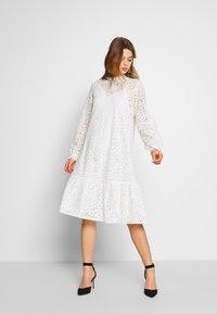 YAS - YASIRIA DRESS - Robe d'été - star white - 1