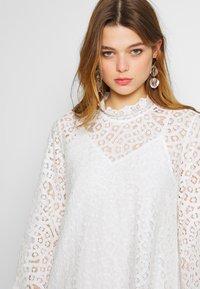 YAS - YASIRIA DRESS - Robe d'été - star white - 3