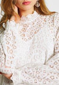 YAS - YASIRIA DRESS - Robe d'été - star white - 5