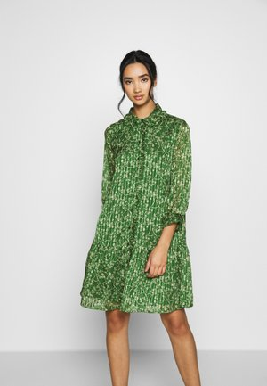 SHIRT DRESS  - Skjortekjole - greener pastures