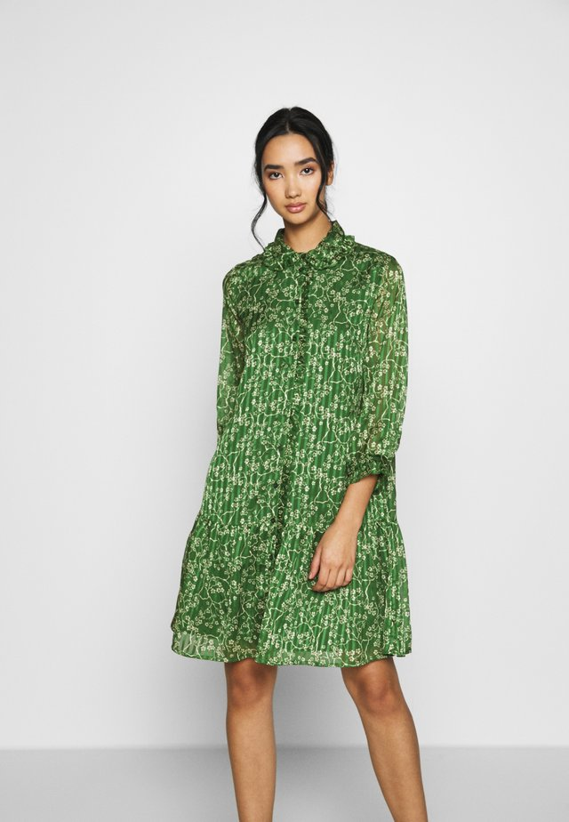 SHIRT DRESS  - Blousejurk - greener pastures