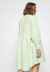 YAS - YASNELLIE DRESS  - Kjole - sea foam - 3