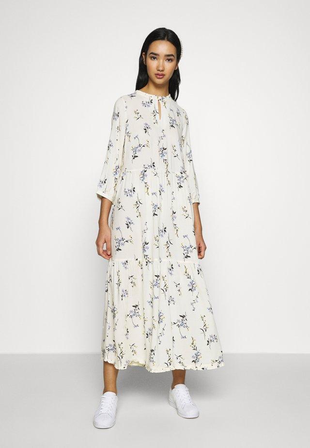 YASPLEANA SPRING - Maxi dress - oxford tan