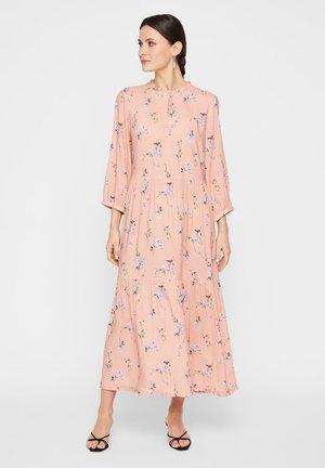 YASPLEANA SPRING - Robe longue - rosette