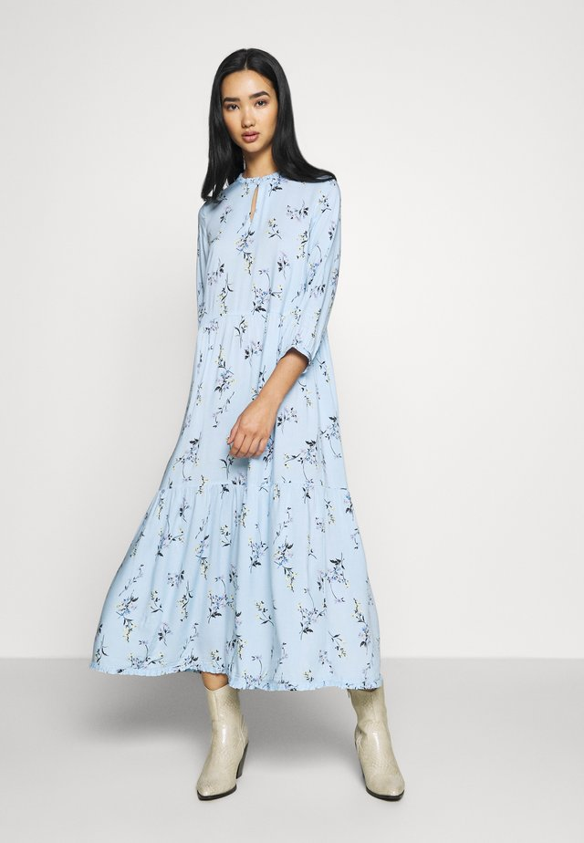 YASPLEANA SPRING - Długa sukienka - placid blue