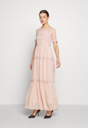 YASFALINE DRESS SHOW - Gallakjole - rose dust