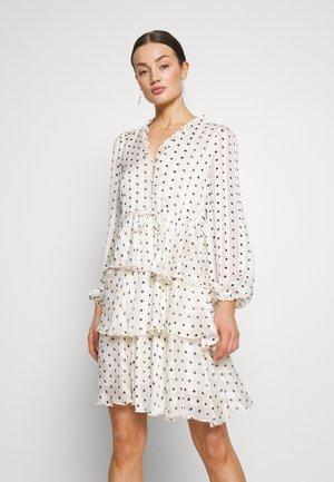 YASCRUELLA  DRESS SHOW - Robe d'été - creme brûlée