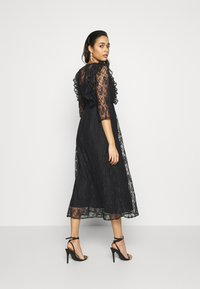 YAS - YASEMMA MAXI LACE DRESS  - Cocktail dress / Party dress - black - 3